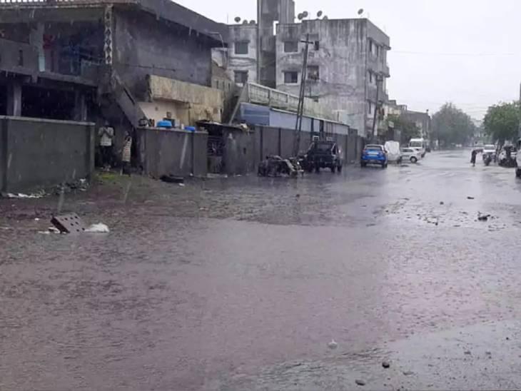સુરતના પલસાણામાં સૌથી વધુ વરસાદ થયો