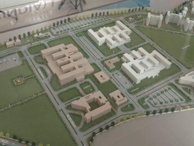 200 એકર જમીનમાં એઈમ્સ હોસ્પિટલ બનશે.