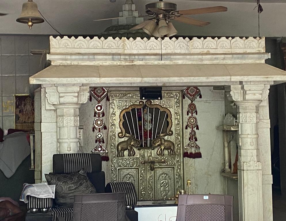 સરસપુરમાં આવેલા રણછોડજીના મંદિરની તસવીર.