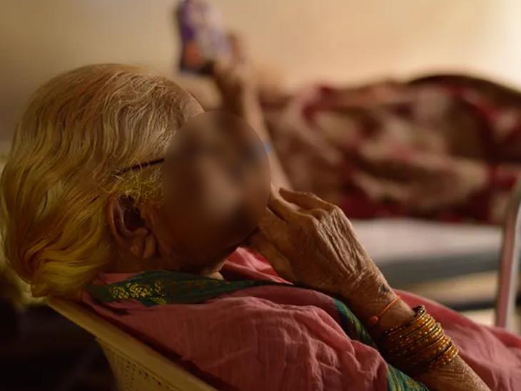 72% વૃદ્ધો ઈચ્છે છે કે હવે મોત આવી જાય તો સારૂ, એકે કહ્યું- મારો દિકરો-વહુ માંકડ મારવાની દવા પીવડાવવાની કોશિશ કરી ચૂક્યા છે|રાજકોટ,Rajkot - Divya Bhaskar