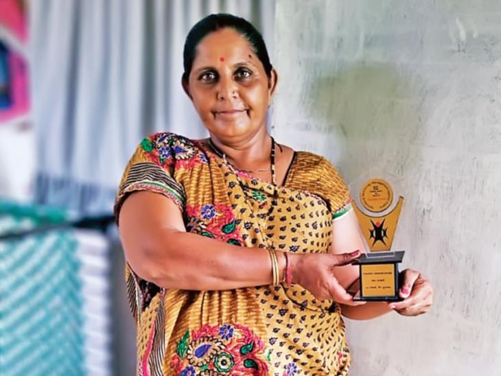 ભાવનાબેન ત્રાંબડિયાની તસવીર - Divya Bhaskar