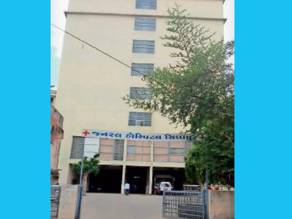 સિદ્ધપુરમાં સાત માળનું સિવિલ તો છે પરંતુ સુવિધાના અભાવે શોભાના ગાંઠીયા સમાન છે. સિવિલમાં ઓક્સિજન પ્લાન્ટ માટે જમીનનો સર્વે પણ થઈ ચૂક્યો હતો અને પ્લાન્ટ રદ પણ કરી દેવાયો. - Divya Bhaskar