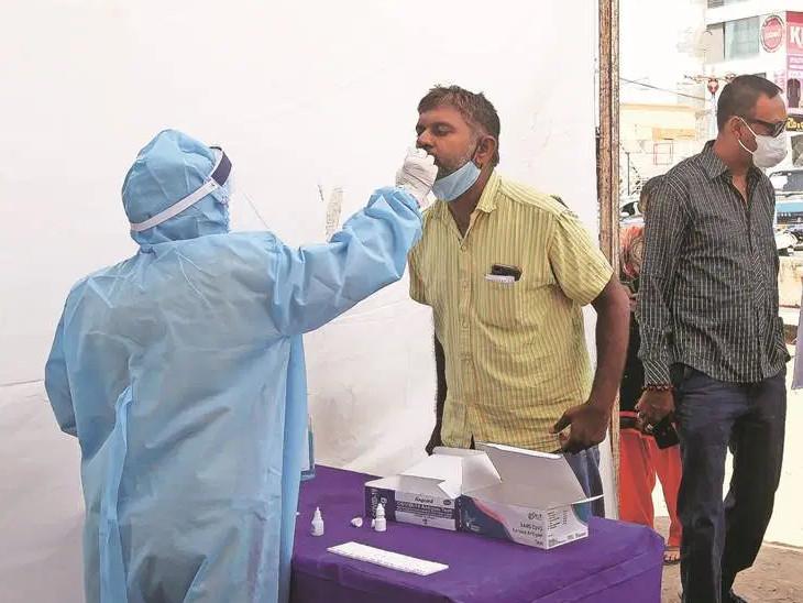 પોઝિટિવ કેસનો આંક 143140 પર પહોંચ્યો, ડેલ્ટા+નો એક કેસ સામે આવ્યા બાદ તંત્ર હરકતમાં|સુરત,Surat - Divya Bhaskar