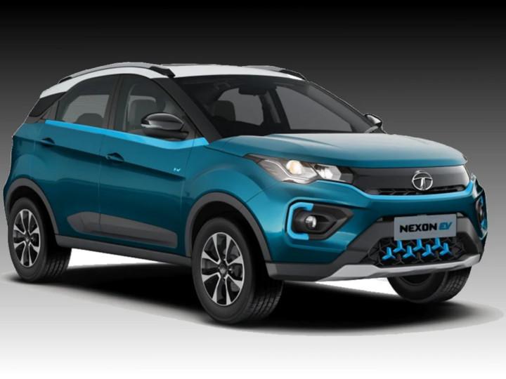 ટાટા મોટર્સે નેક્સન EV નવાં ફીચર્સથી અપડેટ કરી, હવે નવી ડિઝાઇનથી લઇને એલોય વ્હીલ્સ અને ફાસ્ટ ચાર્જિંગની સુવિધા મળશે|ઓટોમોબાઈલ,Automobile - Divya Bhaskar