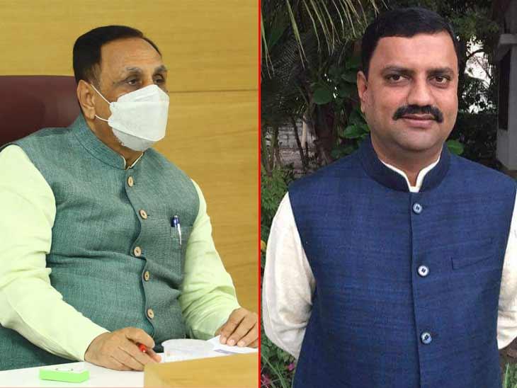 મુખ્યમંત્રી વિજય રૂપાણીએ ડો. બોઘરાએ લેખિતમાં ફરિયાદ કરી છે - Divya Bhaskar