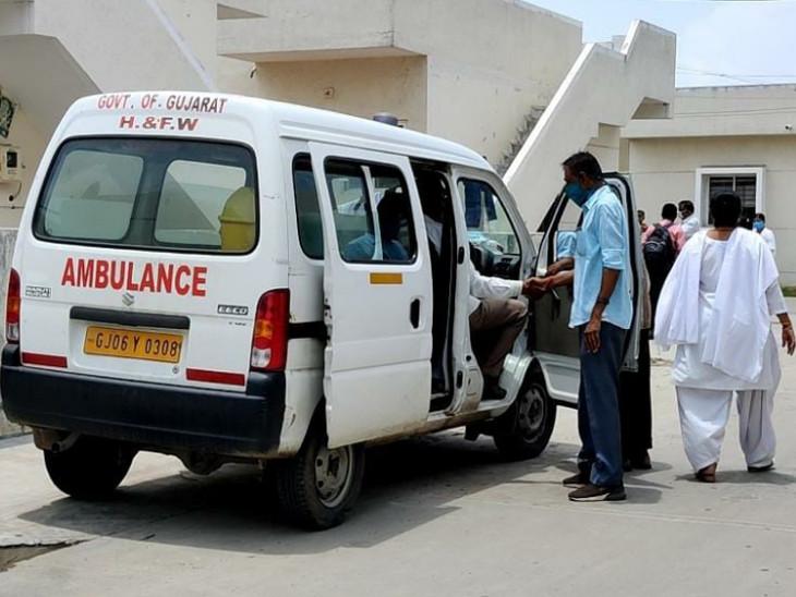 જરોદની શિવનંદન સોસાયટીમાં 97 મકાનોમાં આરોગ્ય સર્વે કરવામાં આવ્યો હતો - Divya Bhaskar