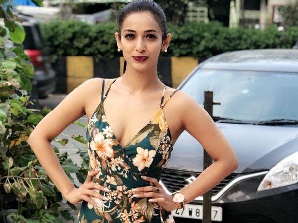 બર્થડે પાર્ટી મોંઘી પડી, મરાઠી બિગ બોસ સીઝન-2માં વાઈલ્ડ કાર્ડ એન્ટ્રી મેળવનાર અભિનેત્રી હીના પંચાલ ડ્રગ્સ સાથે પકડાઈ ગઈ|બોલિવૂડ,Bollywood - Divya Bhaskar