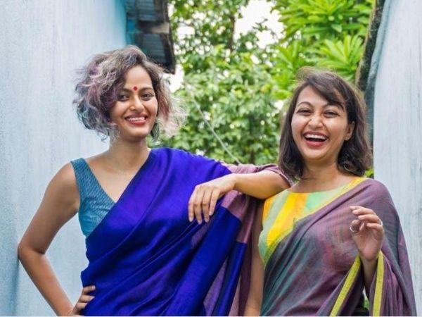 સુજાતા અને તાન્યાનું સ્ટાર્ટઅપ 'સુતા', બંને પોતાના બ્રાંડનાં માધ્યમથી સાડી બનાવતા કારીગરોની સ્થિતિ સુધારવાના પ્રયત્નો કરે છે|લાઇફસ્ટાઇલ,Lifestyle - Divya Bhaskar