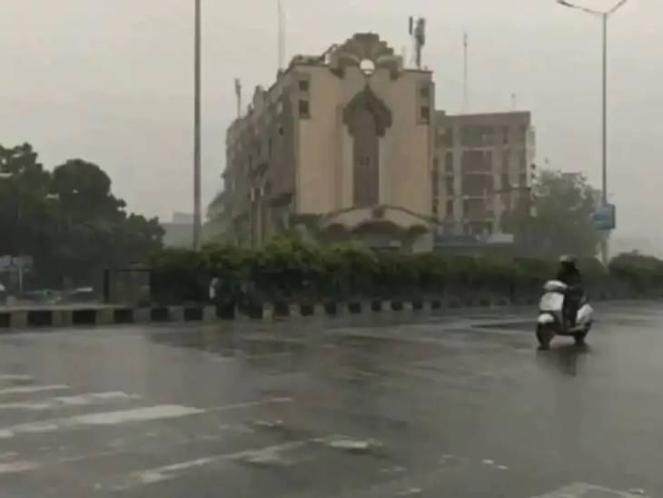 દક્ષિણ ગુજરાતમાં ભારે વરસાદની આગાહી ( ફાઈલ ફોટો)