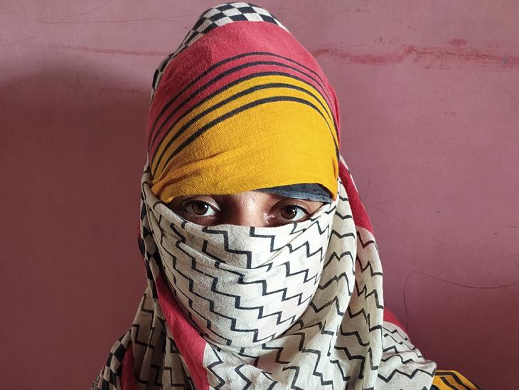 પાટીદાર યુવતીની માતાએ કહ્યું, 'દીકરીને પહેલીવાર બુરખામાં જોઈ હું ધ્રુજી ગઇ, તેની આંખોમાં ડર હતો'|વડોદરા,Vadodara - Divya Bhaskar