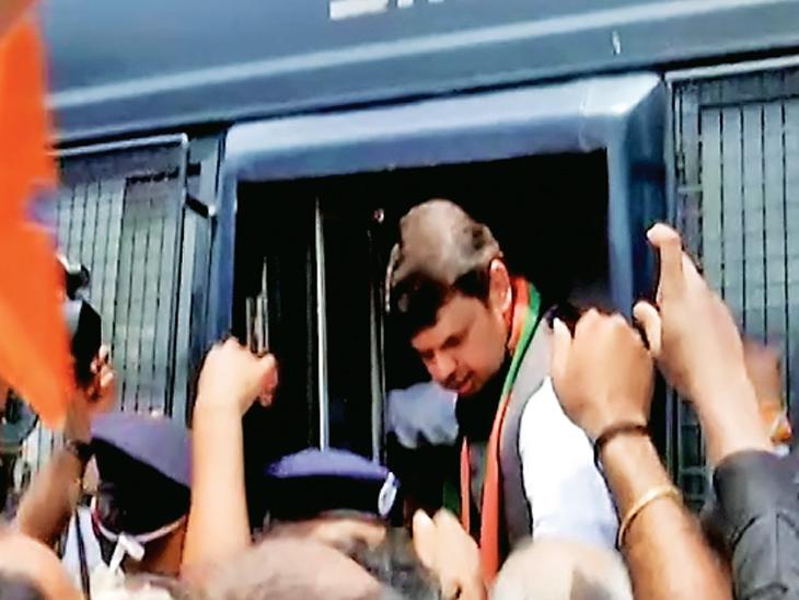 ઓબીસી અનામત મેળવી નહીં આપ્યું તો રાજકીય સંન્યાસ લઈશઃ ફડણવીસ|મુંબઇ,Mumbai - Divya Bhaskar