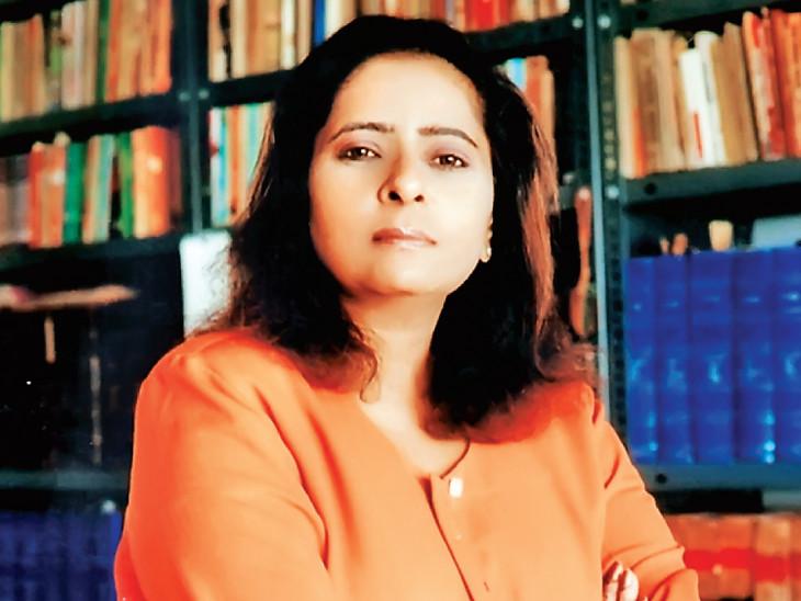 રીવા બક્ષીની તસવીર - Divya Bhaskar