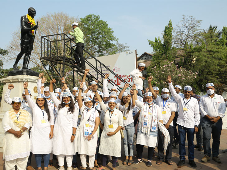 ચૂંટણી રદ કરાવવા આયોજનબદ્ધ કાવતરું ઘડ્યું હતું, ફાઇલ ફોટો - Divya Bhaskar