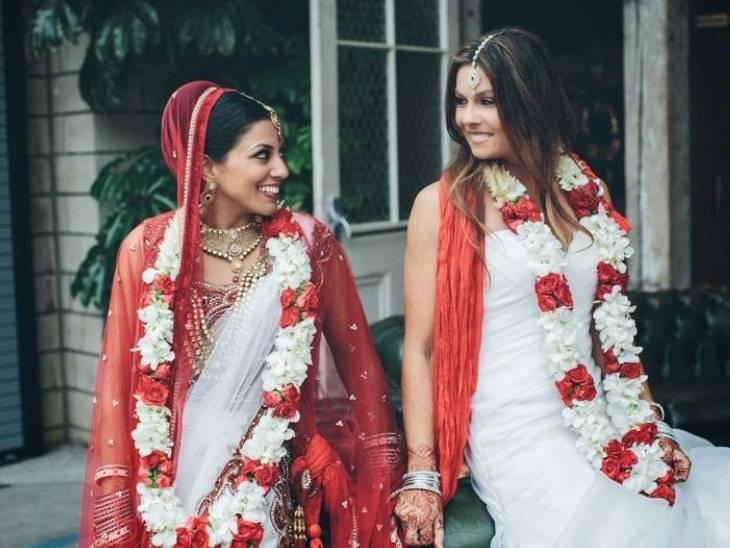 સુષમાએ અત્યારસુધી 33 લગ્ન કરાવ્યાં છે, જેમાંથી લગભગ અડધાં સમલૈંગિકોનાં છે ( પ્રતીકાત્મક તસવીર)
