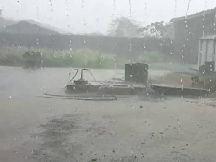 રાજ્યના અન્ય જિલ્લાઓમાં વરસાદની શક્યતાઓ નહિવત - Divya Bhaskar
