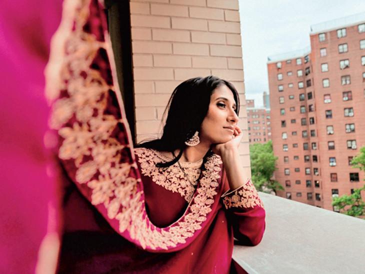 સુષમા દ્વિવેદીની તસવીર. - Divya Bhaskar