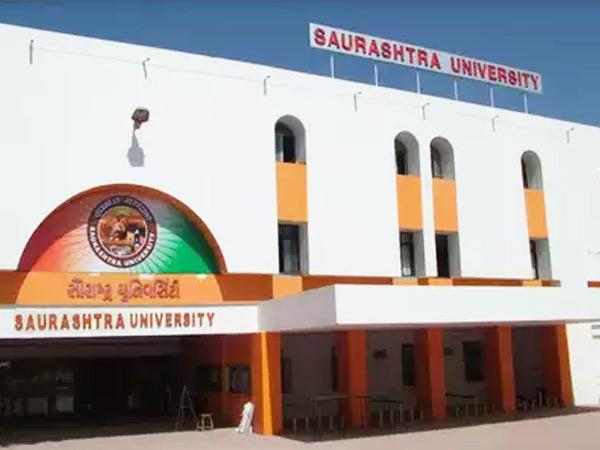 સૌરાષ્ટ્ર યુનિવર્સિટીએ નેકના સ્વાગત માટે બે માસમાં 94 લાખ ખર્ચ્યા! રાજકોટ,Rajkot - Divya Bhaskar
