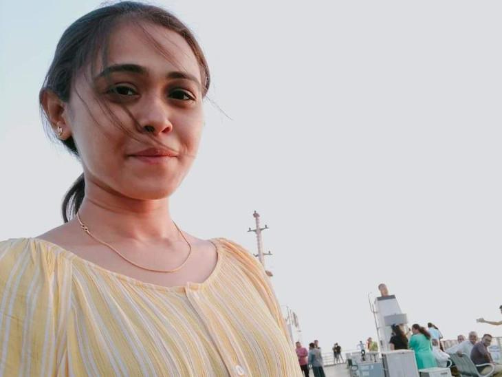 આપઘાત કરી લેનારા મહિલા પ્રોફેસરની ફાઈલ તસવીર - Divya Bhaskar