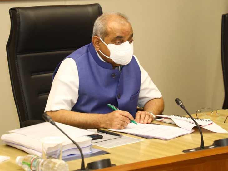ગાંધીનગર- કોબા રોડ પર PDPU જંક્શન પાસે રૂ. 50 કરોડના ખર્ચે ઓવરફ્લાય બનશે, નાયબ મુખ્યમંત્રી નીતિન પટેલે મંજૂરી આપી|અમદાવાદ,Ahmedabad - Divya Bhaskar