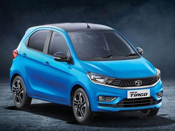 ટાટા ટિયાગોનું નવું વેરિઅન્ટ XT(O) ₹5.48 લાખમાં લોન્ચ થયું, નવું વેરિઅન્ટ XT વેરિઅન્ટ કરતાં ₹15,000 સસ્તું મળશે|ઓટોમોબાઈલ,Automobile - Divya Bhaskar