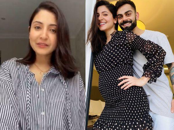 અનુષ્કા શર્માની નવી શરૂઆત મેટરનિટી કપડાંને ઓનલાઈન વેચીને 2.5 લાખ પાણી બચાવશે બોલિવૂડ,Bollywood - Divya Bhaskar