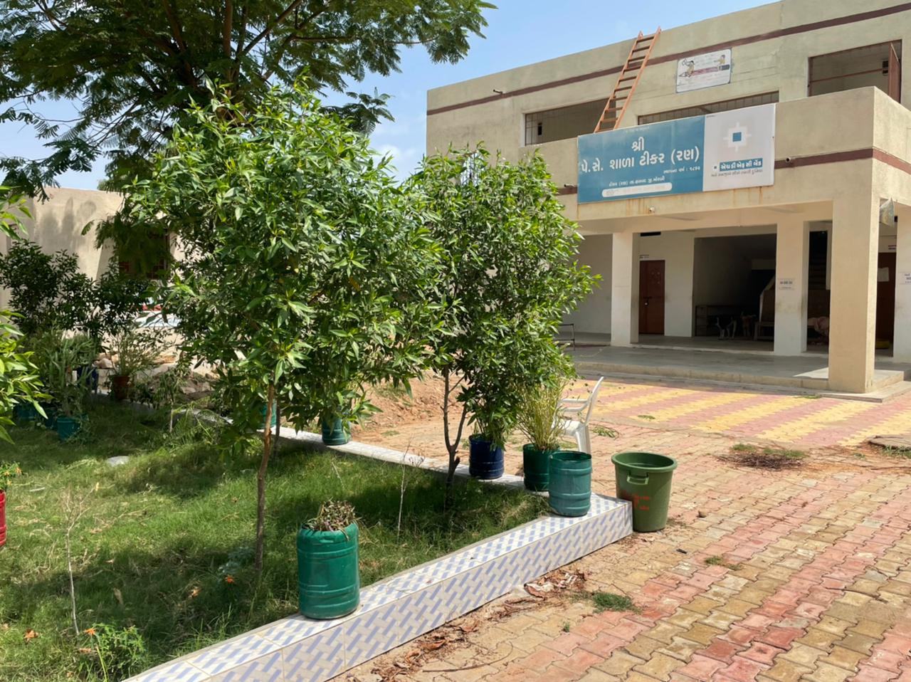 મોરબીના હળવદની 17 ખાનગી શાળાઓમાંથી 196 વિદ્યાર્થીઓએ સરકારી શાળામાં પ્રવેશ મેળવ્યો - Divya Bhaskar