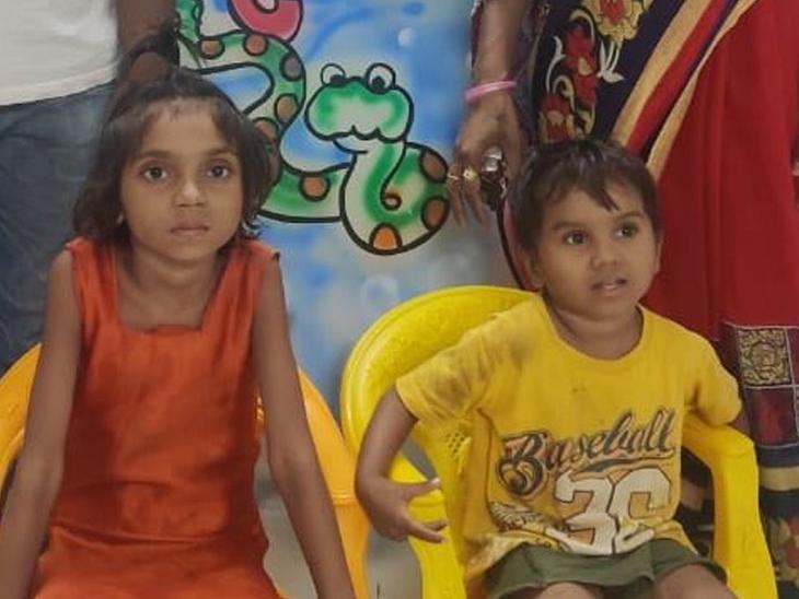 ગુમ થયા બાદ મળી આવેલા બાળકો. - Divya Bhaskar