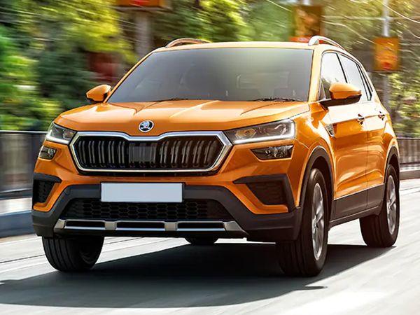 સ્કોડા કુશાક બે પેટ્રોલ એન્જિન અને 3 વેરિઅન્ટમાં લોન્ચ થઈ, પ્રારંભિક કિંમત 10.49 લાખ રૂપિયા|ઓટોમોબાઈલ,Automobile - Divya Bhaskar