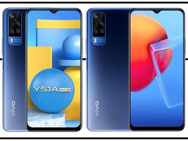 હવે 6GB રેમ ઓપ્શનમાં 'વિવો Y51A' અવેલેબલ, 128GBનું સ્ટોરેજ અને દમદાર બેટરી મળશે; જાણો કિંમત અને સ્પેસિફિકેશન|ગેજેટ,Gadgets - Divya Bhaskar