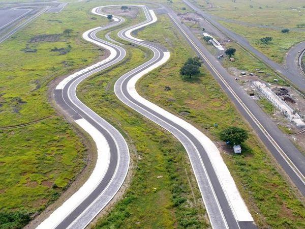 NATRAX કંપનીએ વર્લ્ડ ક્લાસ ટેસ્ટિંગ ટ્રેક તૈયાર કર્યો, વાહનો અને તેના પાર્ટ્સમાં ખામી હશે તો ચેક થઈ જશે|ઓટોમોબાઈલ,Automobile - Divya Bhaskar