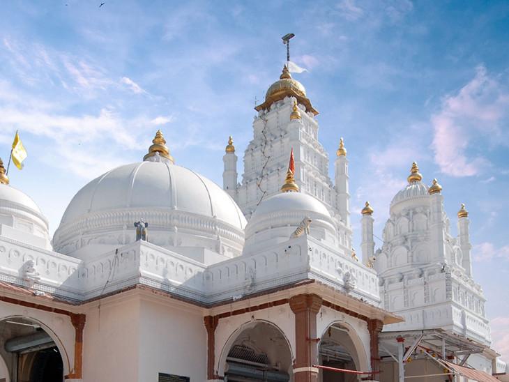 ડાકોર રણછોડરાયજી મંદિર - ફાઇલ તસવીર - Divya Bhaskar