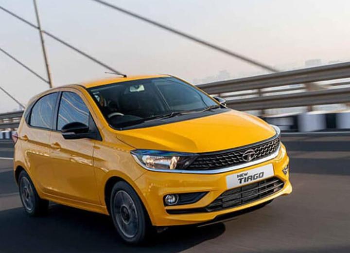 ટાટા ટિયાગોનું નવું વેરિઅન્ટ XTO લોન્ચ થયું, પ્રારંભિક કિંમત 6.14 લાખ રૂપિયા|ઓટોમોબાઈલ,Automobile - Divya Bhaskar