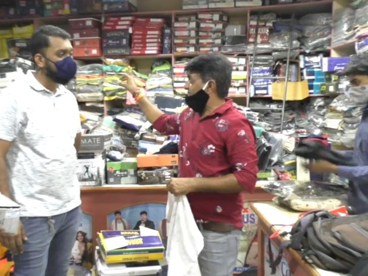 વેપારીઓ, ફેરિયા, નોકરિયાત અને શ્રમિક વર્ગને ફરજિયાત વેક્સિન લેવાની સમયમર્યાદા વધારી 10 જુલાઈ કરાઈ|અમદાવાદ,Ahmedabad - Divya Bhaskar