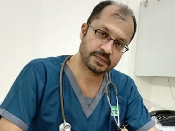 ભાઇલાલ અમીન હોસ્પિટલના ડો. મનિષ મિત્તલ