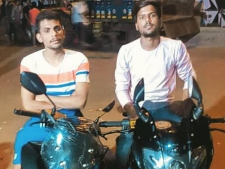 સુરતમાં લિંબાયતના ક્રાંતિ નગરમાં સામાન્ય બાબતમાં ખાસ મિત્રએ જ મિત્રની ગળું કાપીને હત્યા કરી નાંખી|સુરત,Surat - Divya Bhaskar