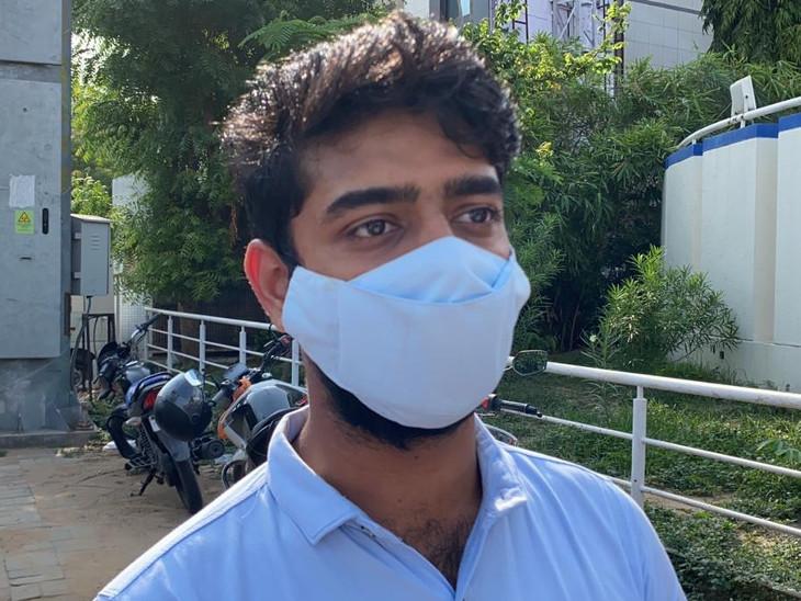 આરોપી પર્વ શાહ સામે સદોષ માનવવધની કલમ ઉમેરાઈ, એક દિવસના રિમાન્ડ મંજૂર અમદાવાદ,Ahmedabad - Divya Bhaskar