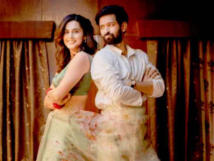 'હસીન દિલરુબા' હેતુ ને મુદ્દા વચ્ચે ફસાઈ ગઈ છે|બોલિવૂડ,Bollywood - Divya Bhaskar