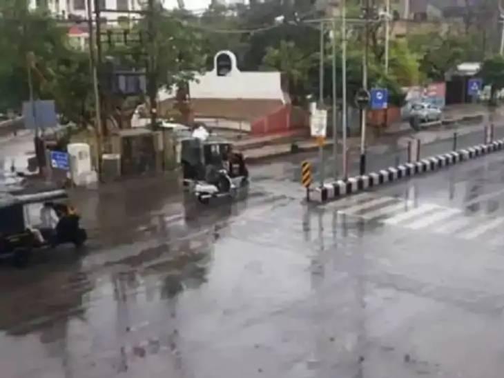 અમદાવાદમાં આગામી 10 જુલાઈ સુધી વરસાદની સંભાવના નહિંવત્, ગુજરાતમાં અત્યાર સુધીમાં 4 ઈંચ જેટલો વરસાદ થયો|અમદાવાદ,Ahmedabad - Divya Bhaskar
