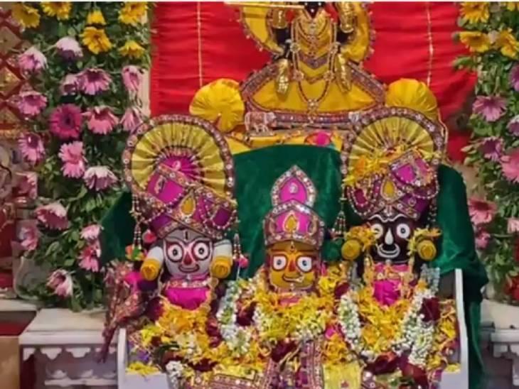 અમદાવાદનો પરિવાર ભગવાન જગન્નાથનું મામેરું કરવા છેલ્લાં 50 વર્ષથી પ્રયત્નશીલ હતો, આ વર્ષે નંબર આવ્યો|અમદાવાદ,Ahmedabad - Divya Bhaskar