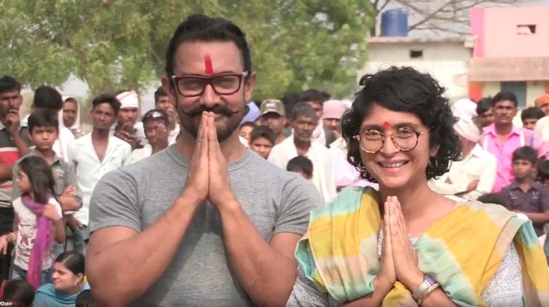 આમિર ખાન અને કિરણ રાવે 15 વર્ષનાં લગ્ન જીવન પર પૂર્ણ વિરામ લગાવ્યું, 'પાની ફાઉન્ડેશન' સહિતના સામાજિક કાર્યો માટે જોડે જ કામ કરશે|બોલિવૂડ,Bollywood - Divya Bhaskar