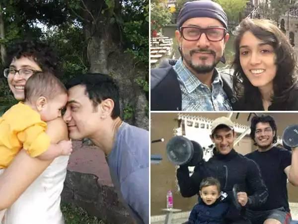 3 બાળકોનો પિતા છે મિસ્ટર પર્ફેક્શનિસ્ટ આમિર ખાન, જાણો ત્રણેય બાળકોની લાઈફ કેવી છે|બોલિવૂડ,Bollywood - Divya Bhaskar
