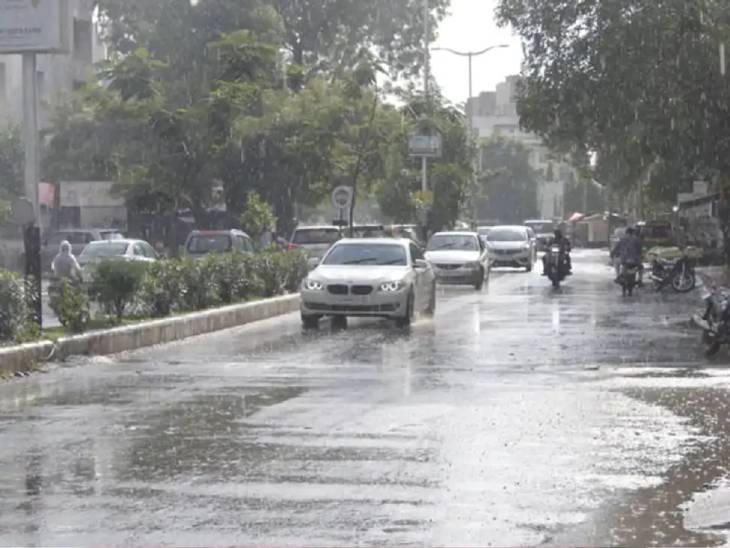 વરસાદે વિરામ લેતાં જ લોકો બફારાથી ત્રાહિમામ - Divya Bhaskar