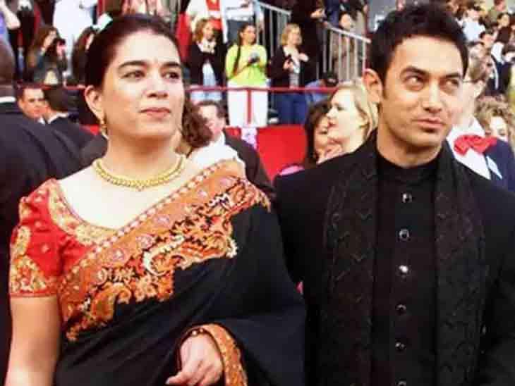 કિરણ રાવ સાથે લગ્ન કરવા મિસ્ટર પર્ફેક્શનિસ્ટે પહેલી પત્નીને 50 કરોડ રૂપિયા ભરણપોષણના આપ્યા હતા|બોલિવૂડ,Bollywood - Divya Bhaskar