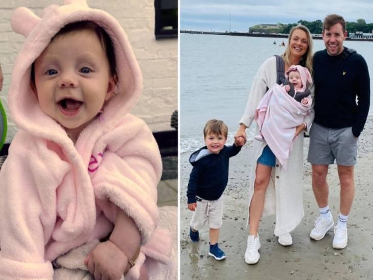 5 મહિનાની બાળકીનું શરીર ધીમે-ધીમે પથ્થર બની રહ્યું છે, આવી બીમારીનો કેસ 20 લાખ લોકોમાં એકવાર આવે છે|લાઇફસ્ટાઇલ,Lifestyle - Divya Bhaskar