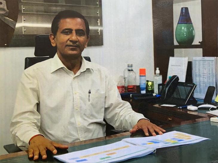 NHRCLના મેનેજિંગ ડિરેક્ટર સતિષ અગ્નિહોત્રી - Divya Bhaskar