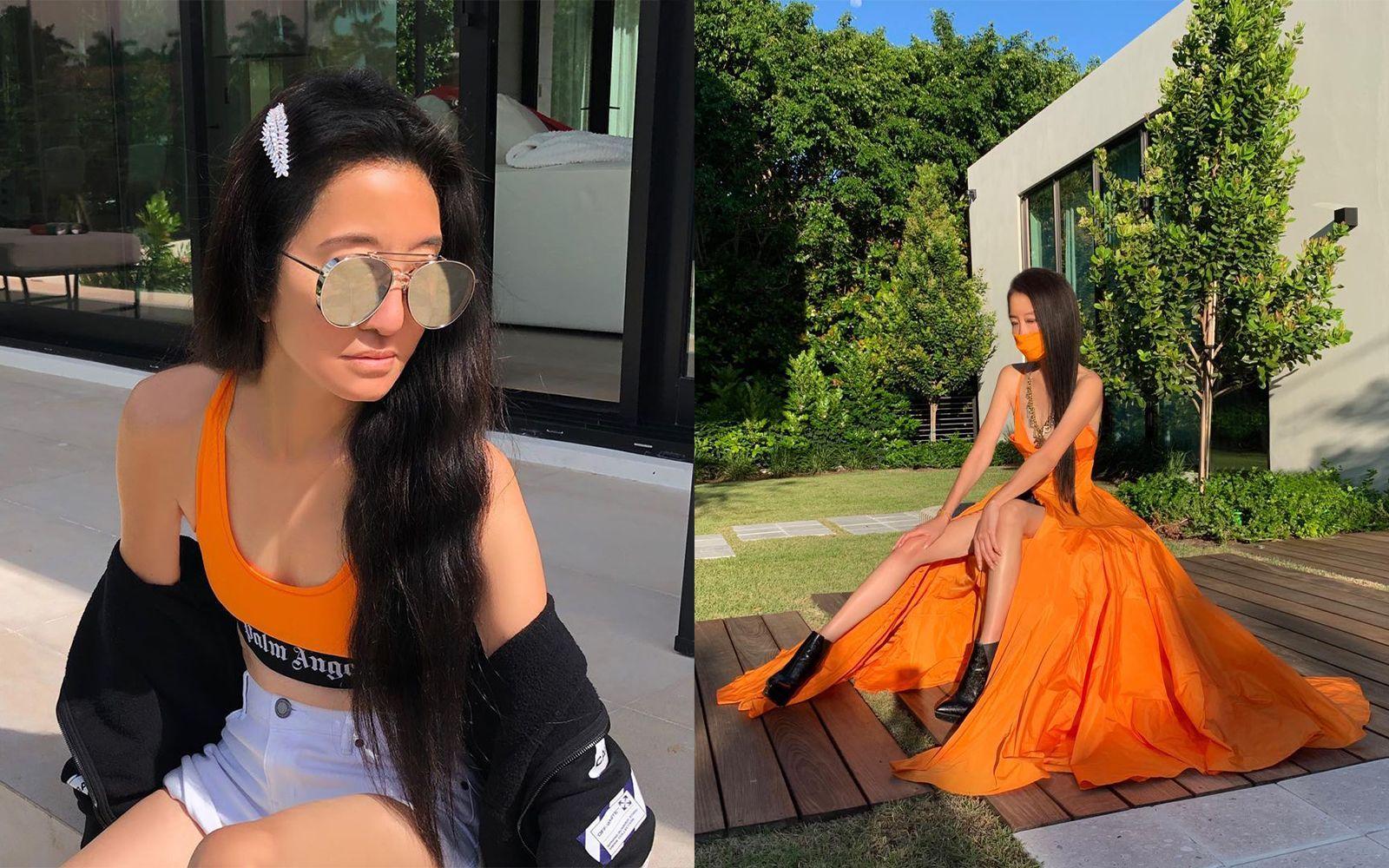 72 વર્ષની ઉંમરમાં પણ વેરા વાંગ ફિટનેસથી લઈને ડ્રેસિંગ સેન્સ, મેકઅપ અને હેરસ્ટાઇલ સુધી  યુવાન યુવતીઓને પણ માત આપે છે. - Divya Bhaskar