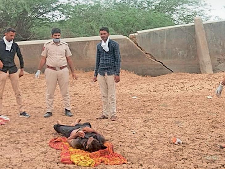 ખીરસરા (કોઠારા)ના પૂર્વ સરપંચના યુવાન પુત્રની તિક્ષ્ણ હથિયારના ઘા મારી કરપીણ હત્યા|અબડાસા,Abdasa - Divya Bhaskar