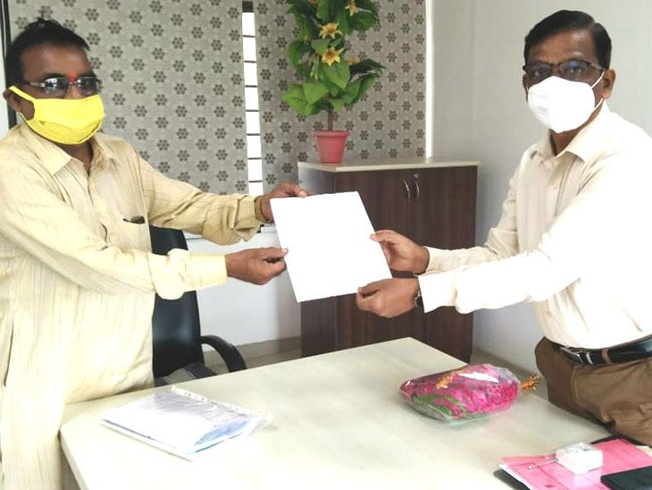 લવ જેહાદ વિરુદ્ધમાં સંસદમાં કેન્દ્રીય કાયદો બનાવવા છોટાઉદેપુર કલેક્ટરને આવેદન છોટા ઉદેપુર,Chhota Udaipur - Divya Bhaskar