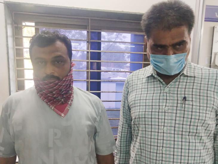 પોલીસે સ્પા સંચાલક અને એક ગ્રાહકની ધરપકડ કરી. - Divya Bhaskar