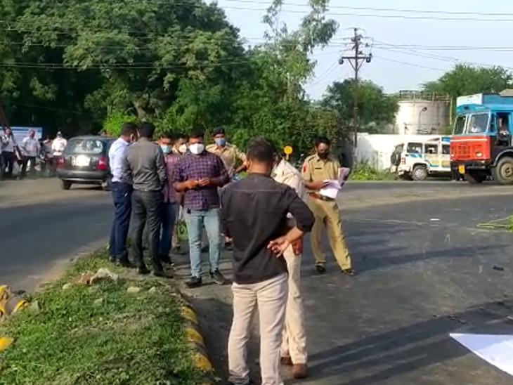 જવાહરનગર પોલીસે ગુનો નોંધીને વધુ તપાસ શરૂ કરી